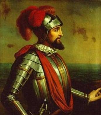 Explorer Vasco Nunez de Balboa