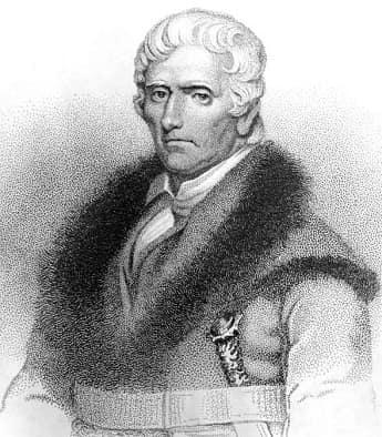 Explorer Daniel Boone